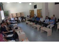 SDÜ'de genç akademisyenlere TÜBİTAK proje hazırlama eğitimi