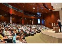HRÜ'de kalite bilgilendirme toplantısı yapıldı