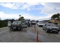 Karabük'te trafik kazası: 1 ölü, 1 yaralı