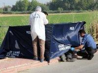 Konya'da kaldırımda erkek cesedi bulundu