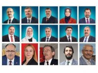 Konya Milletvekillerinin TBMM'deki görevleri