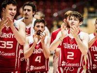 Ümit Milli Basketbol takımı, çeyrek finalde