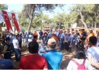 Çölleşme ile Mücadele Eğitimi Mersin'de tamamlandı