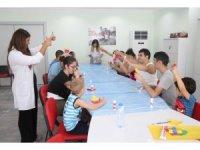 Karşıyaka'da 'engelsiz' yaz okulu