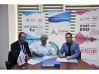 Gediz OSB, Zafer Kalkınma Ajansı ile sözleşme imzaladı