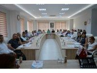 Biga TSO Stratejik Amaç ve Hedef Belirleme Toplantısı yapıldı