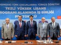 Türkçe öğreticileri yetişiyor