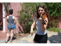 Aima'da Keman ve Viyola Masterclass heyecanı