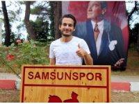İlyas Kubilay Yavuz, Samsunspor ile 3 yıllık sözleşme imzaladı