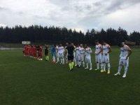 Yeni Malatyaspor hazırlık maçında Alanyaspor'a mağlup oldu