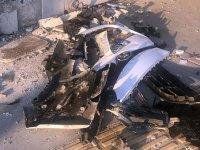 İzmir'de korkunç kaza! Aracı gören inanamadı