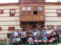 Başkan Tutal, 98/3 Tertip Mehmetçiklerle buluştu