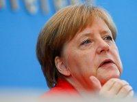 """Merkel'den NSU çıkışı: """"Bu, Almanya tarihinde kara bir lekedir!"""""""