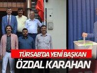 TÜRSAB Konya'da yeni başkan Özdal Karahan