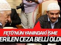 FETÖ'nün önde gelen isimlerinden Davut Hancı'ya 15 yıl hapis cezası