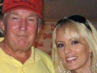 Trump'ın, Stormy Daniels'e yapılacak ödemelere dair kayıtları olduğu iddiası