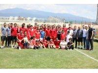Sivasspor Bolu'da 10 günü geride bıraktı