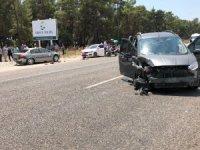 Seydikemer trafik kazası: 7 yaralı