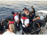 Ege Denizi'nden yasa dışı geçişler