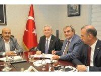 Adana'ya Girişimcilik Merkezi ve Kimya Vadisi Kuruluyor