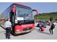 Bosna Hersekli öğrencilere İstanbul'da yaz tatili gezisi