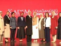 Sümeyye Erdoğan Bayraktar: Amacımız tüm toplumun huzuru