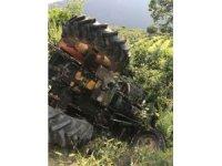 Talihsiz genç traktörün altında hayatını kaybetti