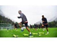 Başakşehir'de yeni sezon hazırlıkları sürüyor