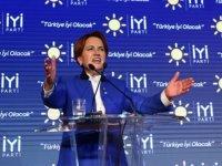 Meral Akşener İYİ Parti'den istifa etti...
