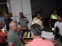 Trafik kazası geçiren Can Gürzap'ın sağlık durumu