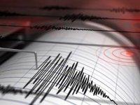 Son dakika: Sabaha karşı Akdeniz'de korkutan iki deprem