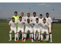 Gazişehir ilk hazırlık maçını 1-0 kazandı