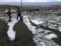 Doğu Anadolu'da gök gürültülü sağanak