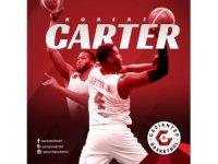 Gaziantep Basketbol Robert Carter ile 1 yıl daha devam