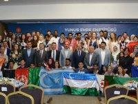 Türkçe öğrencileri Bilim Merkezi'nde buluştu