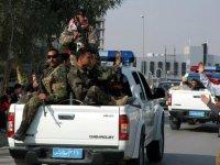 Erbil'de valilik binasına silahlı saldırı!