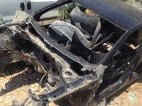 Çalıntı lüks araçların parçalanarak satıldığı iddiası