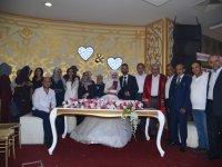 Esra ve Mustafa mutluluğa evet dedi