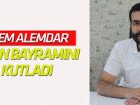 Adem Alemdar basın bayramını kutladı