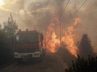 Darbeci FETÖ'cüler yangından kurtarıldı!