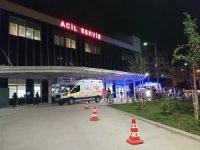 Ilgın'da otomobil devrildi: 1 yaralı