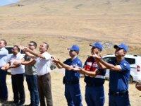Kulu'da 200 keklik doğaya bırakıldı