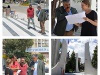 Atatürk Anıtı yenileniyor