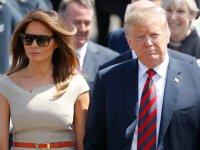 'Melanie, Donald Trump'tan boşanmak için gün sayıyor'