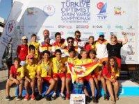 Göztepe Yelken, Türkiye şampiyonu oldu