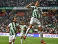 Uğur Demirok, Konyaspor'da golle başladı