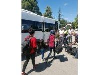Edirne'de göçmen kaçakçılığı