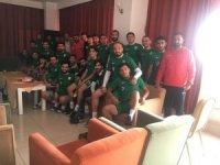 Yeşilyurt Belediyespor kamptaki ikinci hazırlık maçını oynayacak