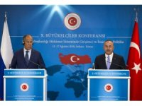 """Bakan Çavuşoğlu: """"Rusya ile vizelerin kaldırılması konusunda prensipte anlaştık"""""""