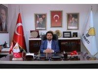 Ercik, AK Parti'nin 17'nci yılını kutladı